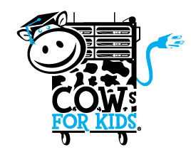 COWS for Kids logo
