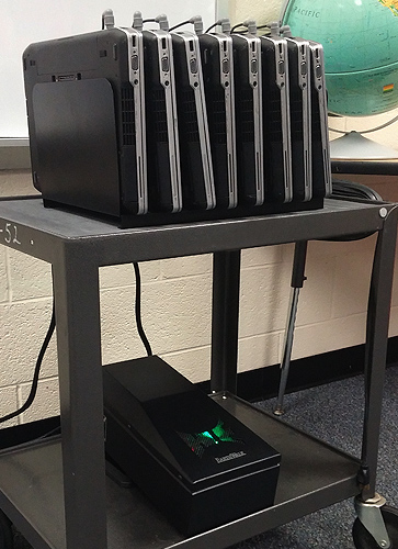 High-Efficiency Charging 8 Laptops