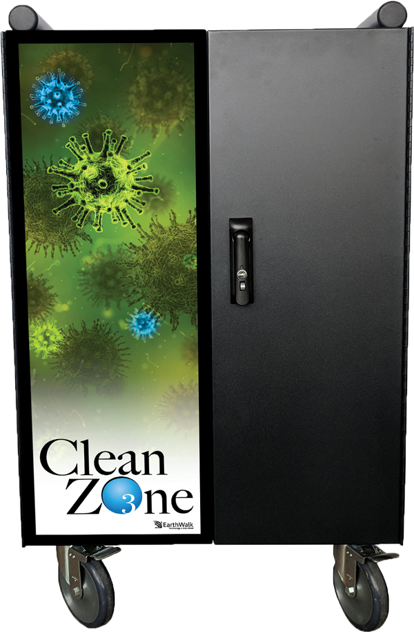 CleanZone sterilization cart