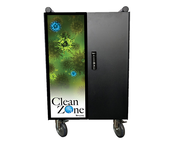 CleanZone MiniMax cart