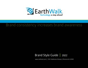 EarthWalk Brand Style Guide thumb