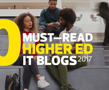EdTech's 50 Must-Read Higher Ed Blogs