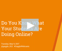 Do You Know What Your Students Are Doing Online?