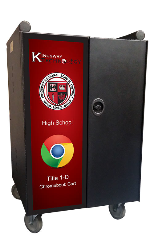 Kingsway Technology door graphic
