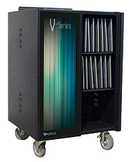 EarthWalk V-series tablet cart