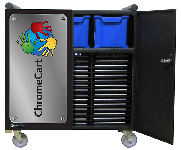 Chromebook Cart 45+ user