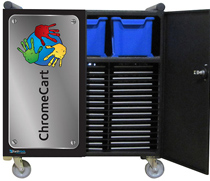 Chromebook Cart: 45 user