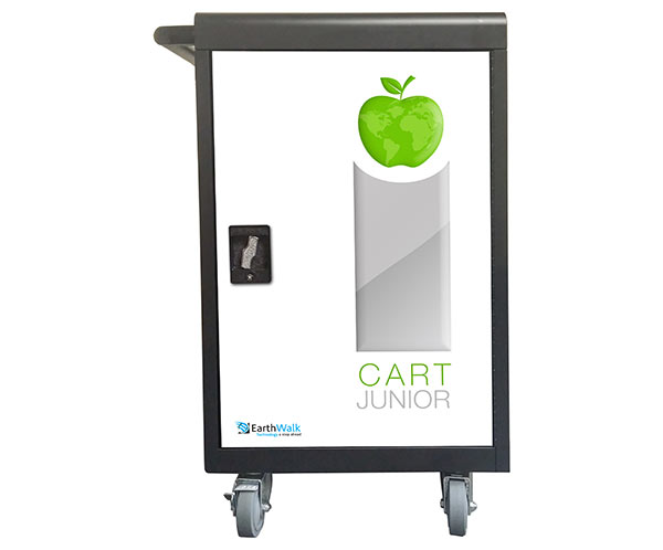 Saver Series SS30 with iCart Junior door graphic