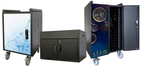 Device carts and stations